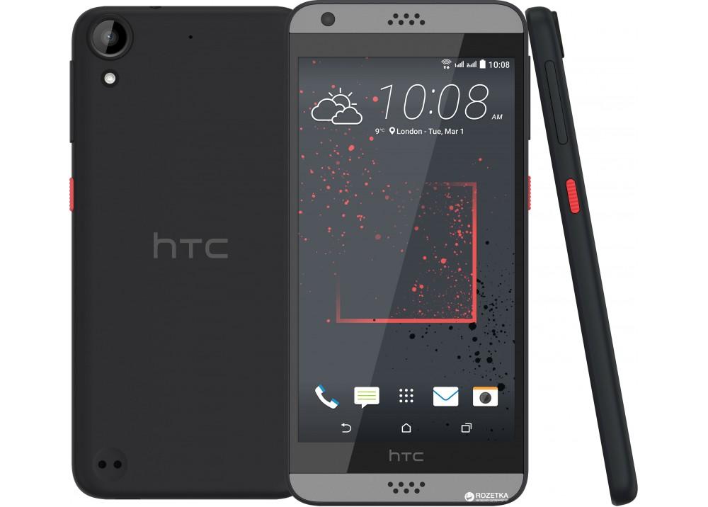 HTC DESIRE 630 DUAL BLACK