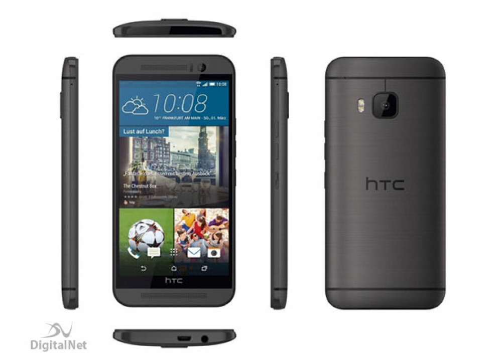 HTC ONE M9 PLUS GRAY