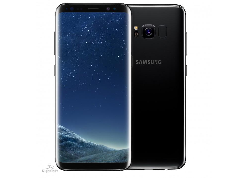SAMSUNG GALAXY S8 G950  DUAL BLACK