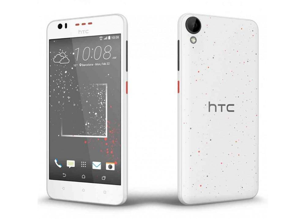HTC DESIRE 825G ONE SIM WHITE