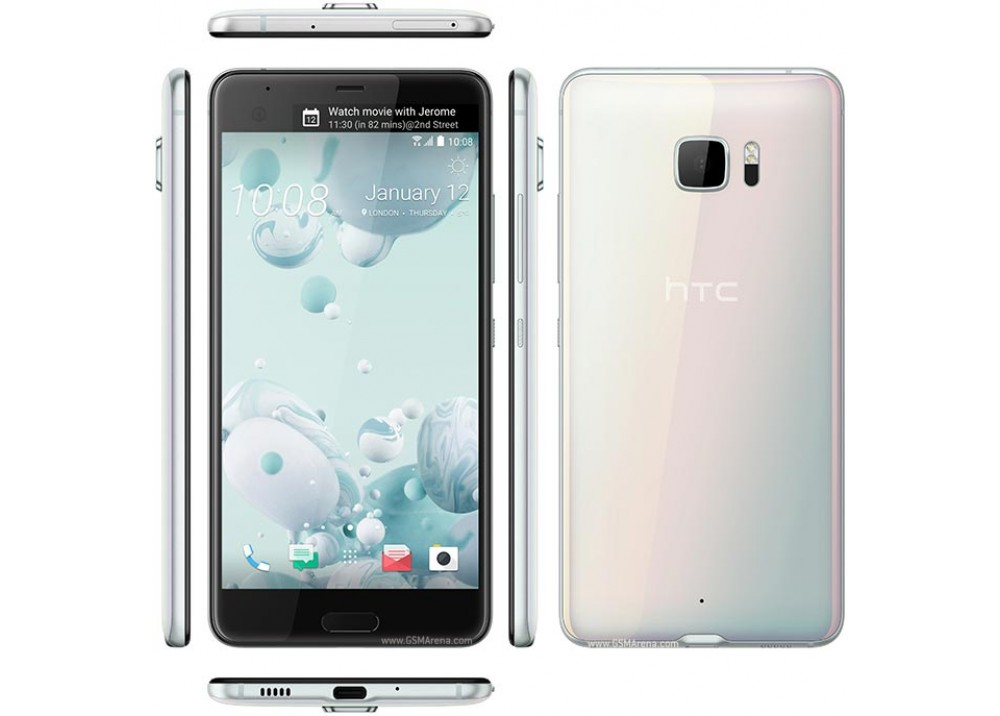 HTC U ULTRA DUAL WHITE