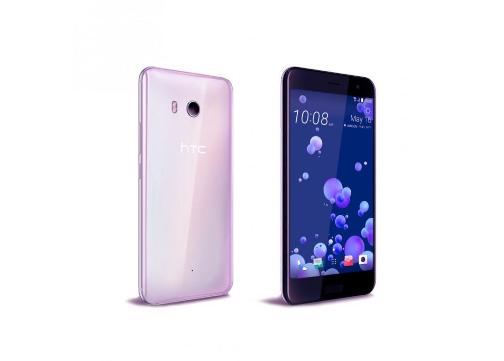 HTC U 11 DUAL SILVER