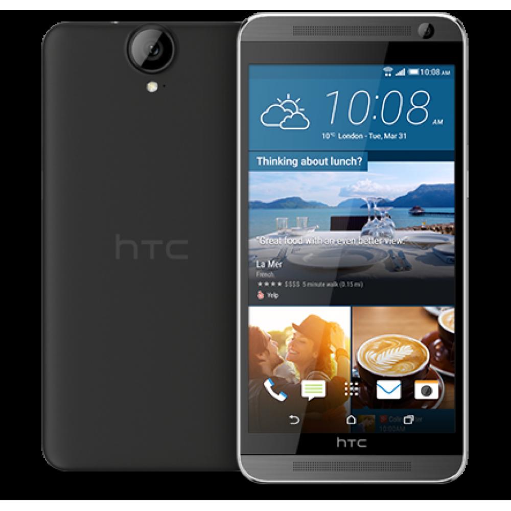 HTC ONE E9 DUAL BLACK