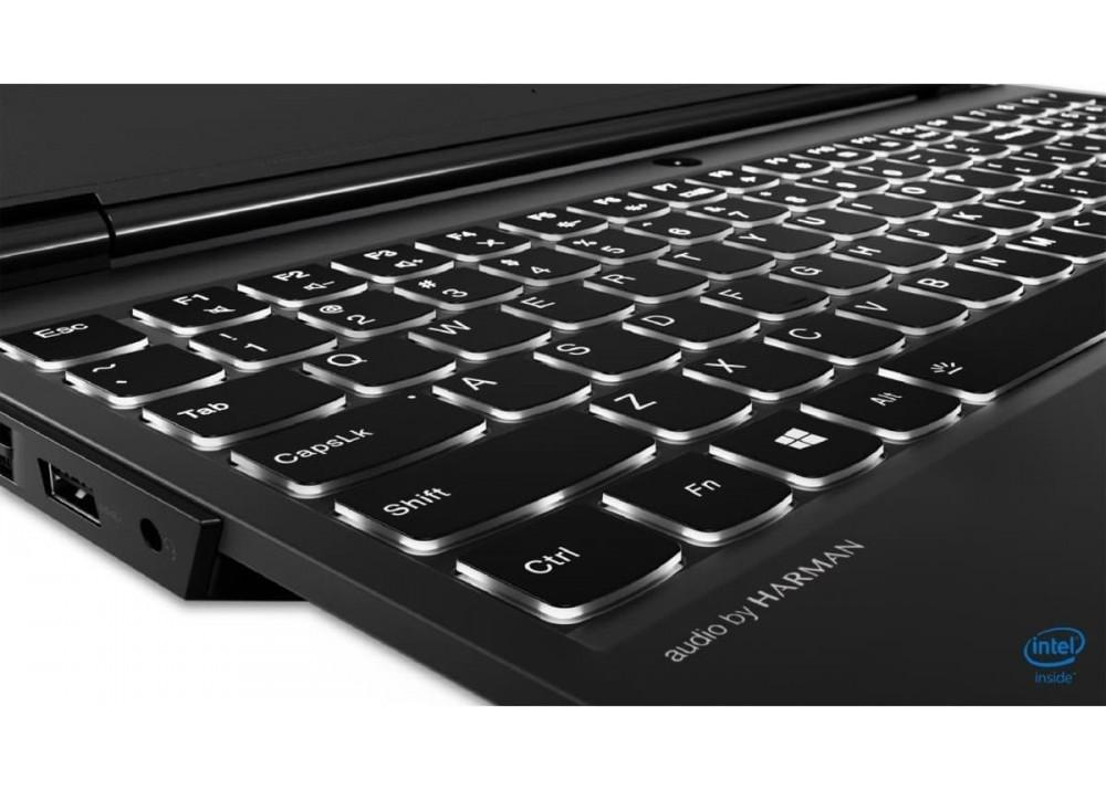 """LENOVO GAMING LAPTOP Y530 I7-8750H 16GB 1TB + 128GB SSD 6D VGA 15.6"""" FHD BLACK"""