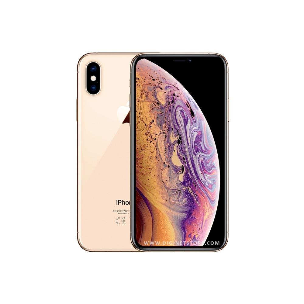 "APPLE IPHONE XS MAX 256GB DUAL SIM 6.5"" GOLD"