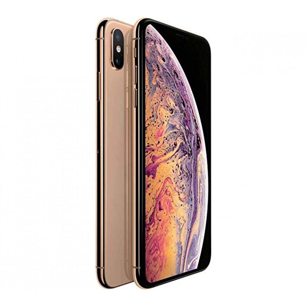 "APPLE IPHONE XS MAX 256GB DUAL SIM 6.5"" GOLD"