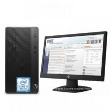 """اتش بي كمبيوتر 290 G2 i3-8100 4GB 1TB V197 """"18.5 أسود"""
