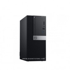 ديل كمبيوتر OPTIPLEX 7060 I7-8700 4GB 1TB أسود