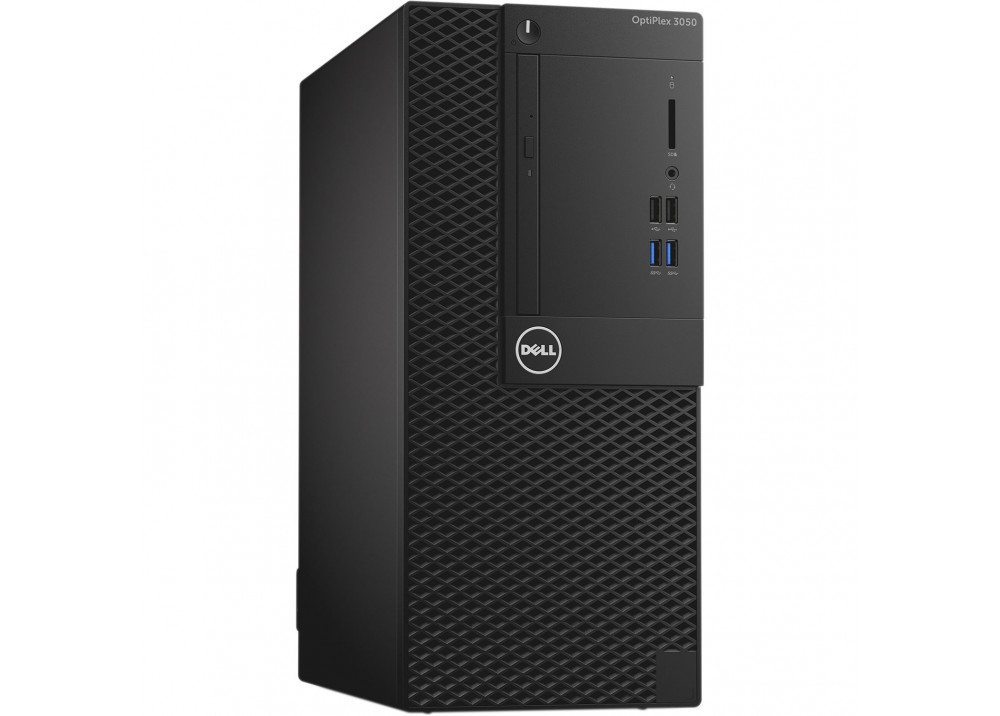 DELL DESKTOP COMPUTER OPTIPLEX 3050 I3 -7100 4GB 500GB