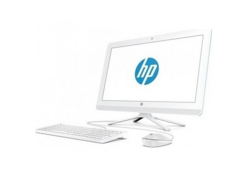 "HP ALL IN ONE 22-B335NE I3-7100 4GB 1TB 2D VGA 21.5"" TOUCH WIN10 WHITE"