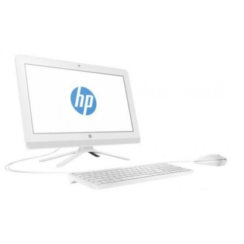 "HP ALL IN ONE DESKTOP 22-B310NH I5-7100U 8G 1TB 2D VGA 21.5"" TOUCH WHITE"