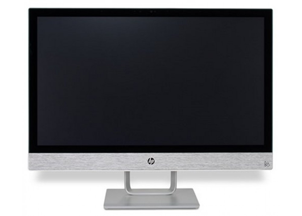 "HP ALL IN ONE DESKTOP 24-R003NE I7-7700T 8G 1TB 2D VGA 23.8"" TOUCH SILVER"