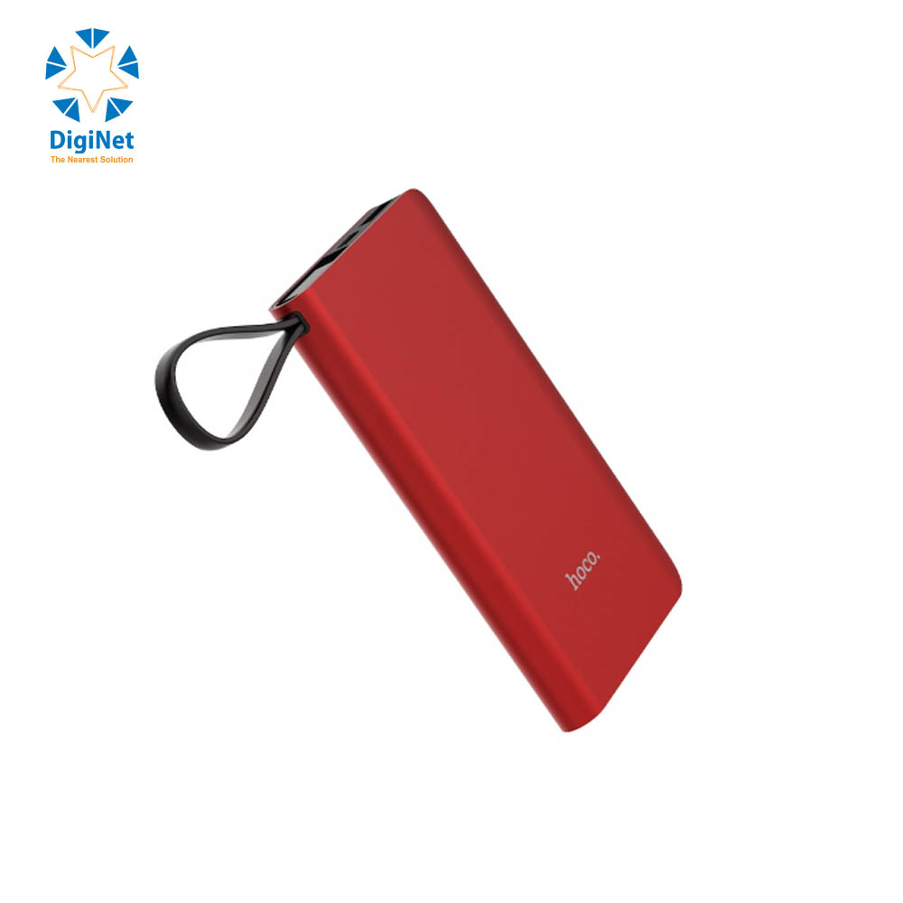 HOCO POWER BANK J25 RED