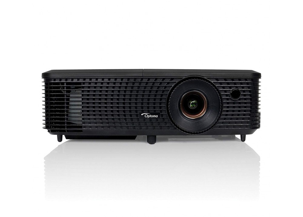 OPTOMA PROJECTOR S331 DLP 3200 LUMENS & 3D SUPPORT BLACK