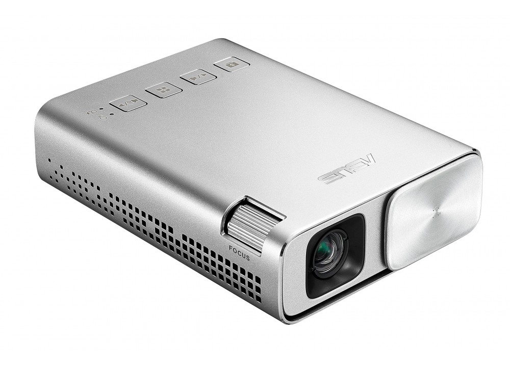 ASUS ZENBEAM E1 POCKET LED DIGITAL PROJECTOR SILVER