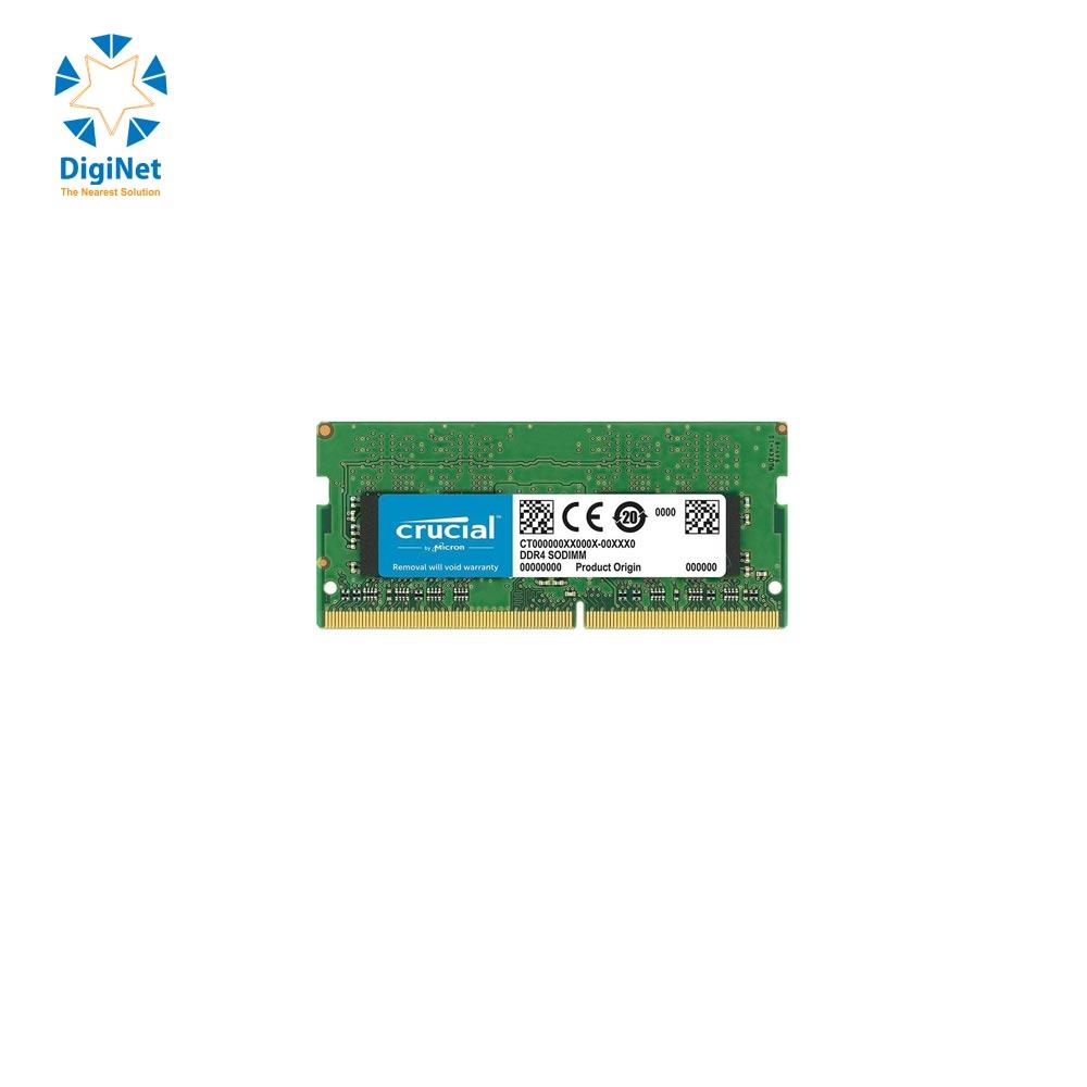 CRUCIAL LAPTOP RAM 8GB DDR4 2666MHz CT8G4SFS8266
