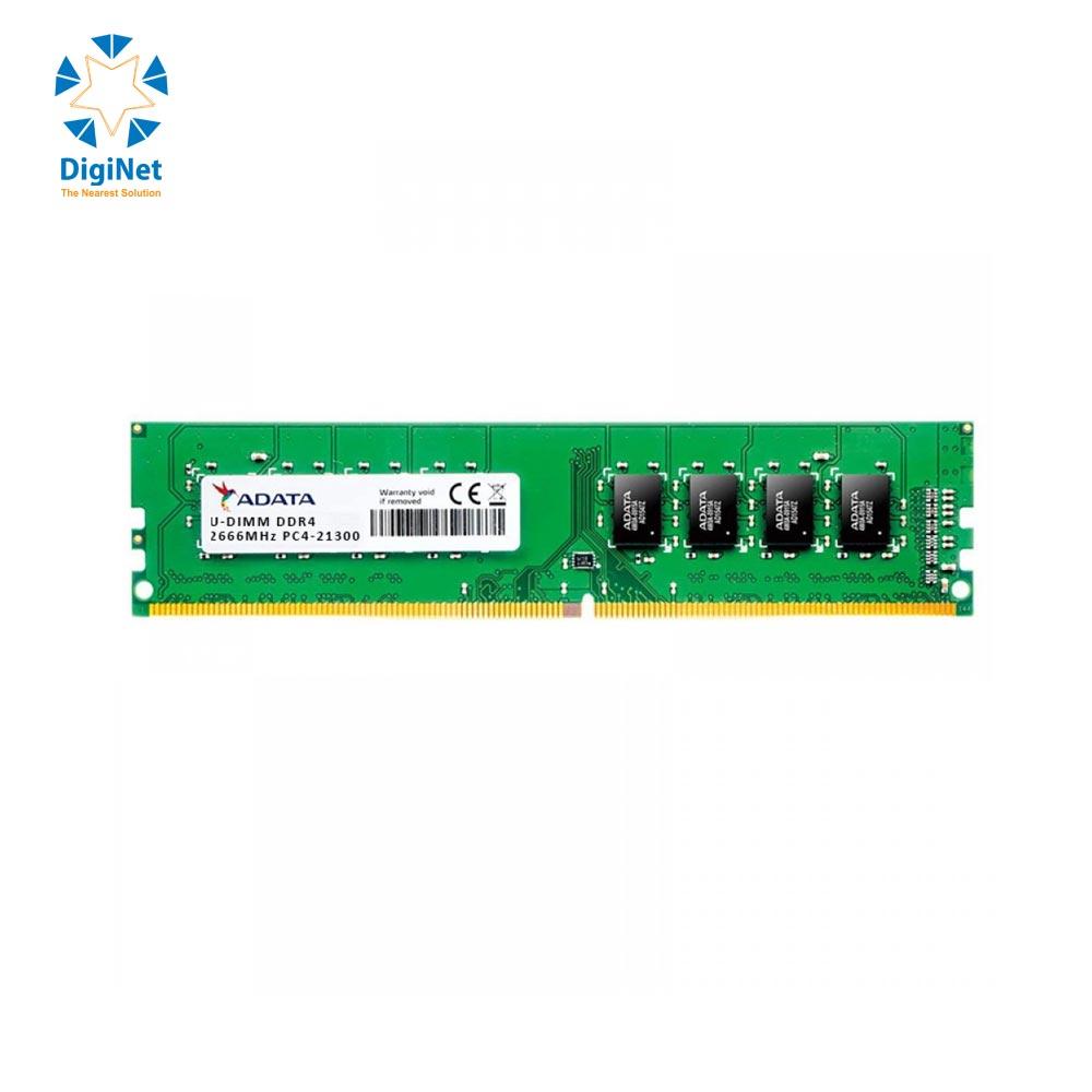 ADATA RAM FOR PC DESKTOP 16GB DDR4 2666MHz