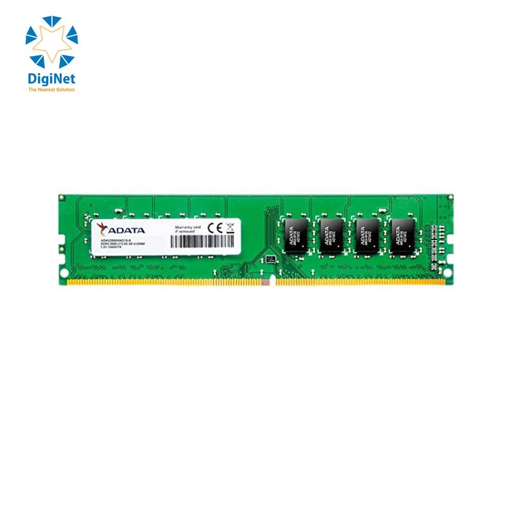 ADATA RAM FOR PC DESKTOP 4GB DDR4 2666MHz