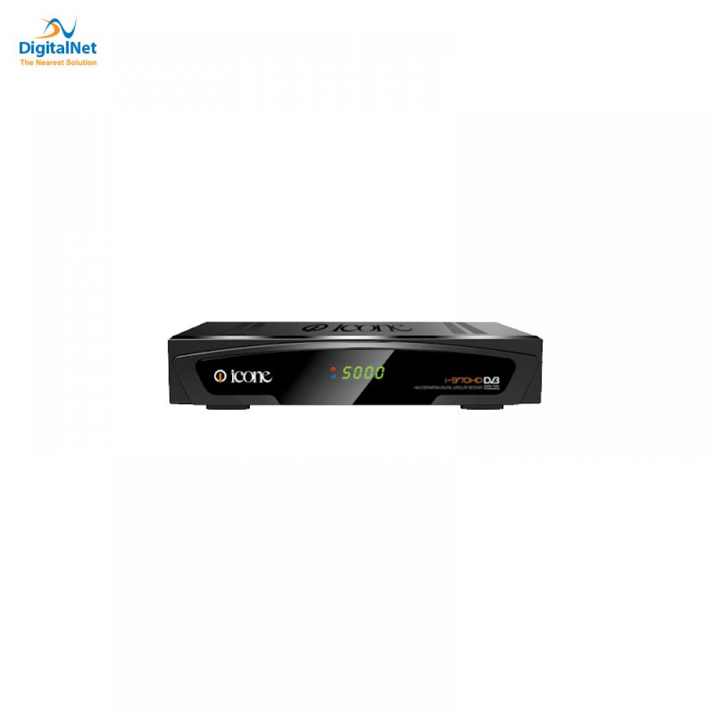 ICONE RECEIVER i-970 FHD