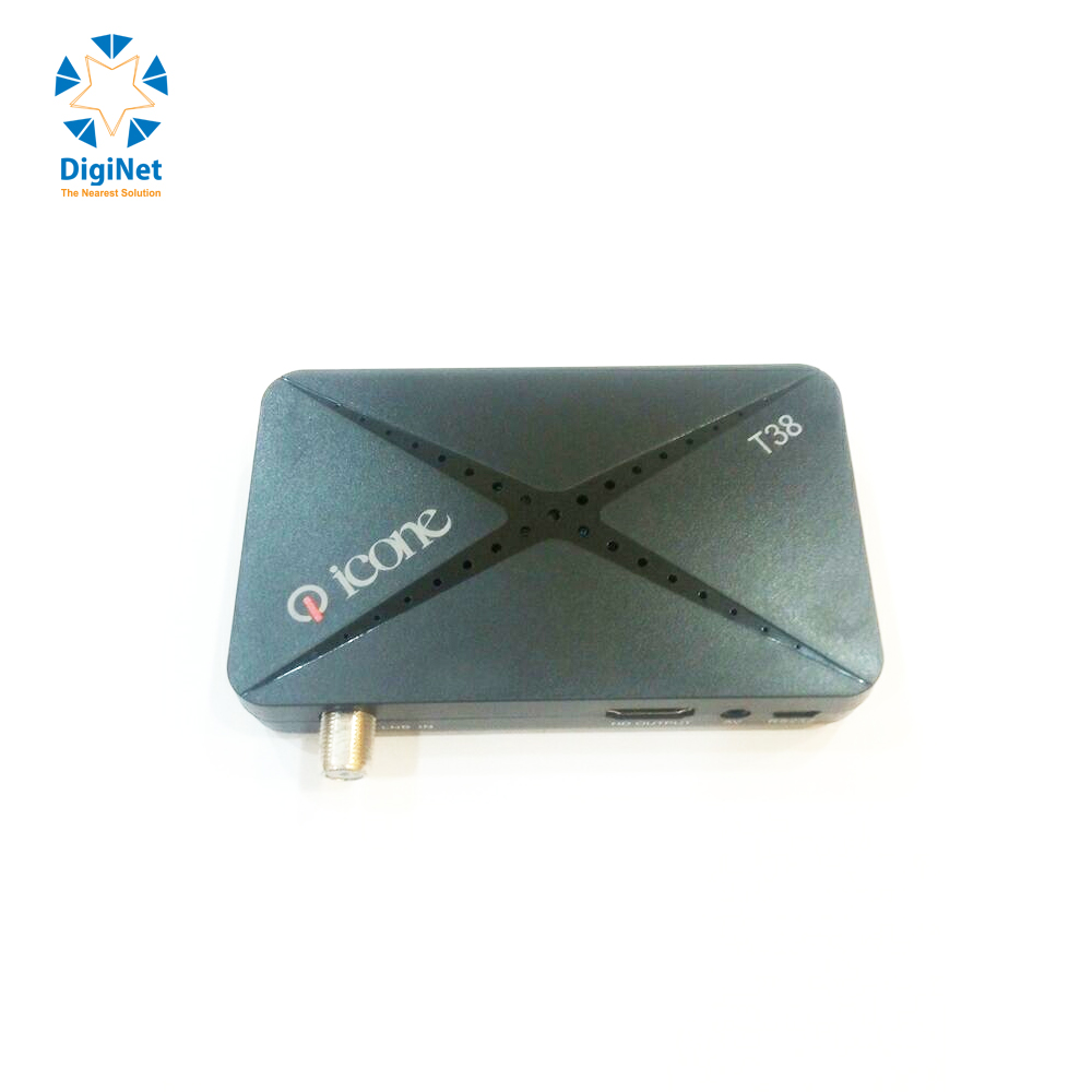ICONE RECEIVER T38 FHD