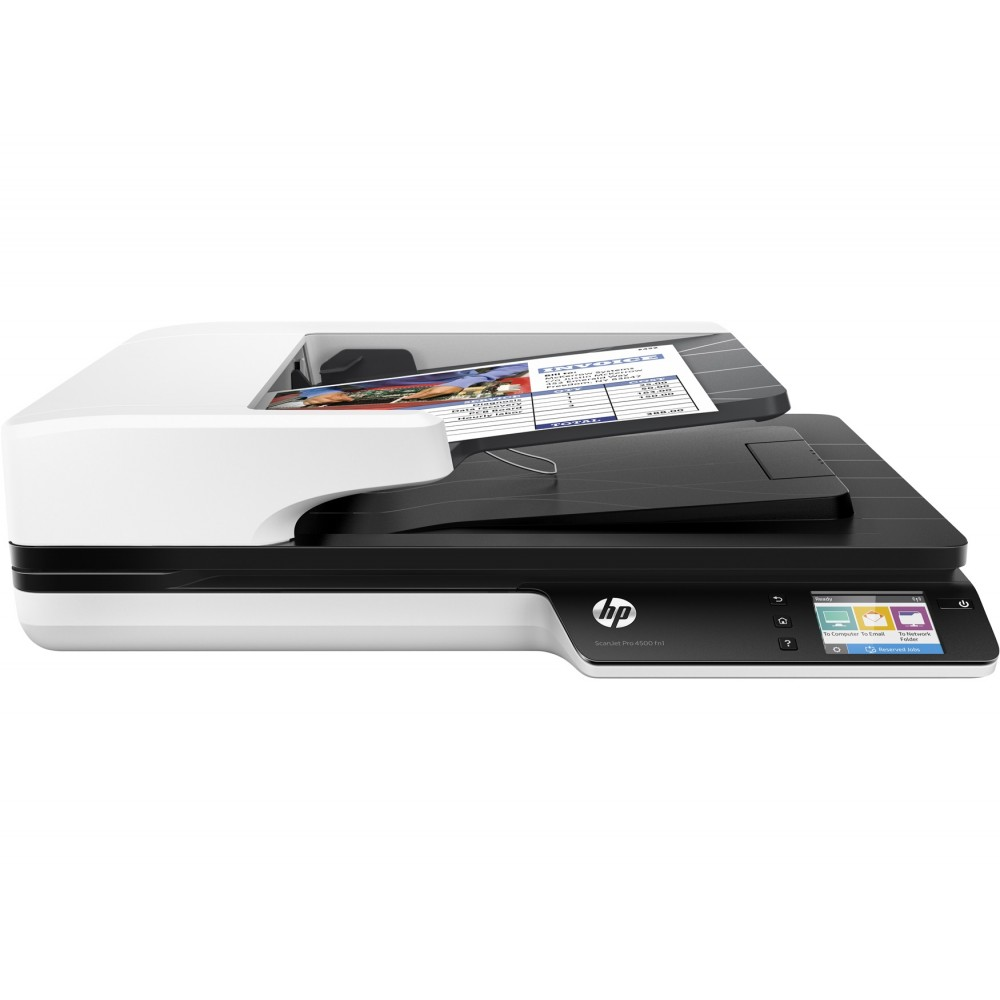 HP SCANJET PRO 4500FN1 NETWORK SCANNER