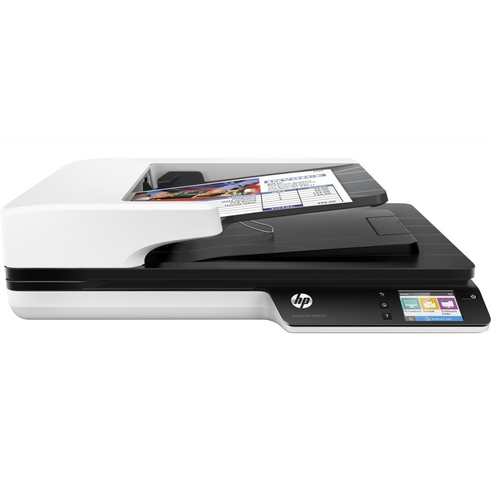 HP SCANJET PRO 4500FN1 NETWORK SCANNER