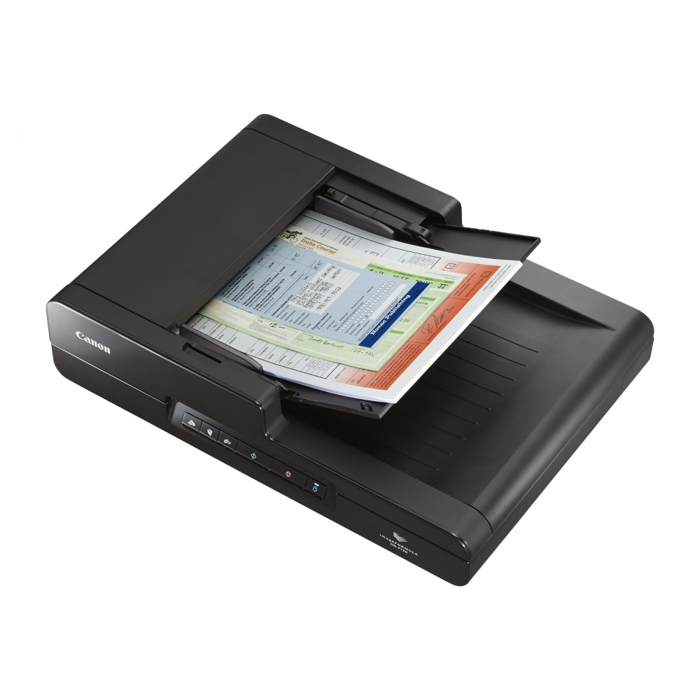 CANON DR-F120 COLOR IMAGE SCANNER