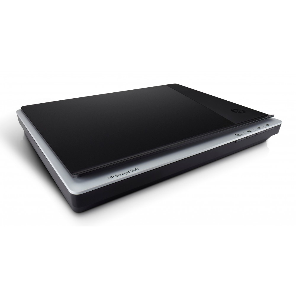 HP SCANJET G200 FLATBED PHOTO SCANNER