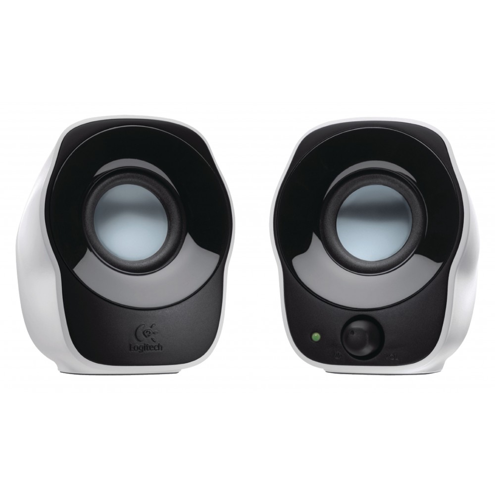 LOGITECH WIRED SPEAKER Z120 WHITE