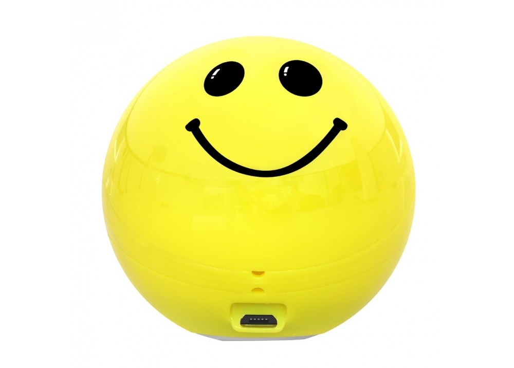 PROMATE SMILOJI COOL EMOJI BLUETOOTH SPEAKER