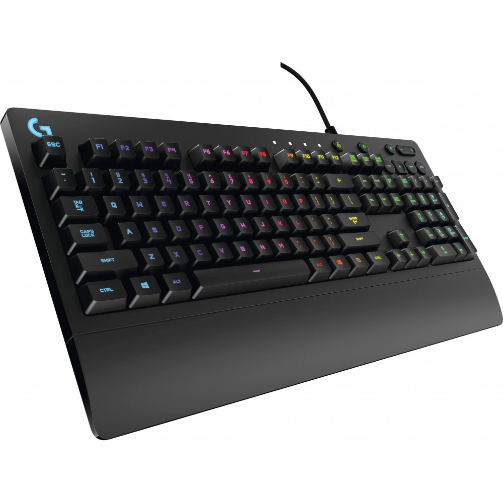 LOGITECH WIRED KEYBOARD GAMING G213 BLACK
