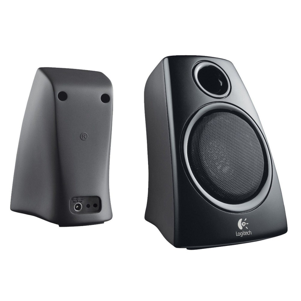 LOGITECH MINI STEREO PEAKERS Z130 2.0 BLACK