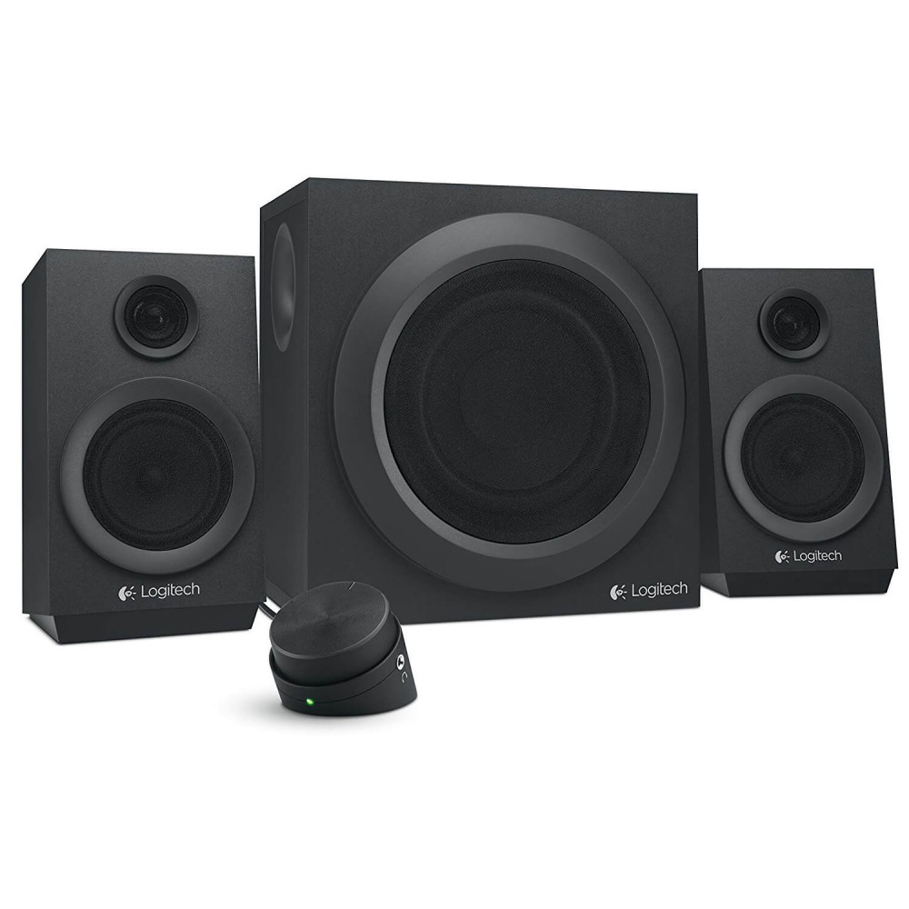 LOGITECH MULTIMEDIA SPEAKERS Z333 2.1 BLACK