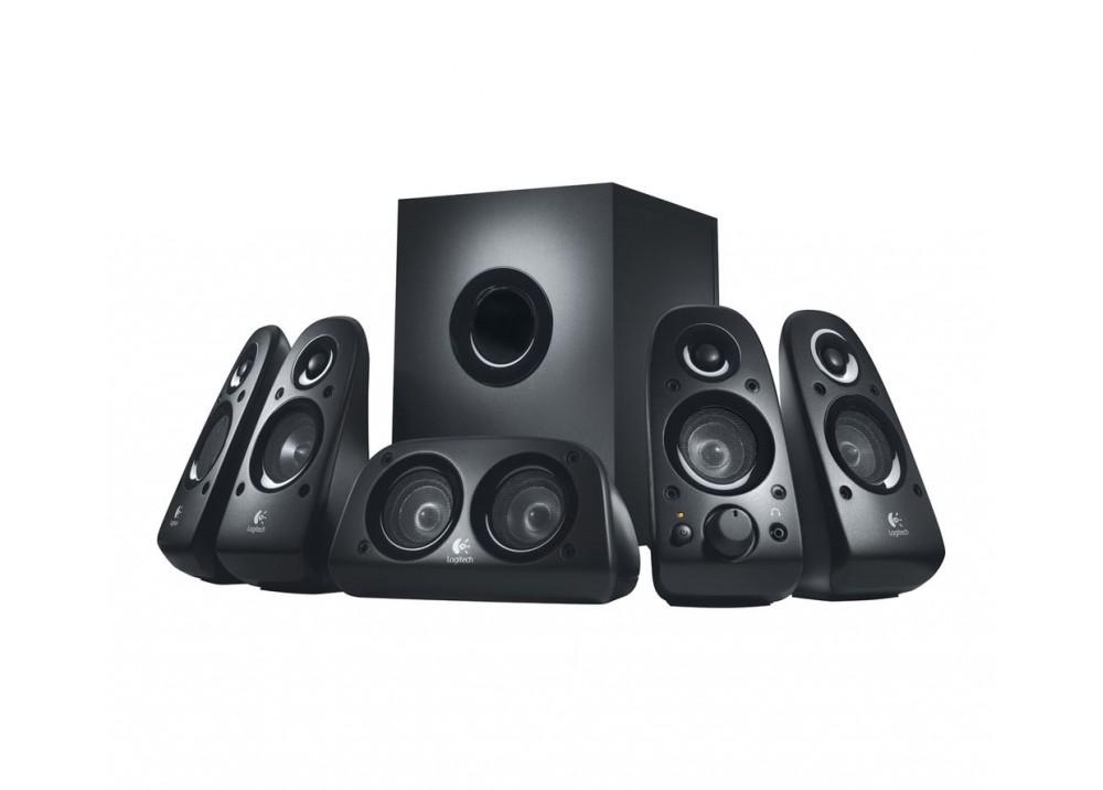 LOGITECH SURROUND SOUND SYSTEM Z506 5.1 BLACK