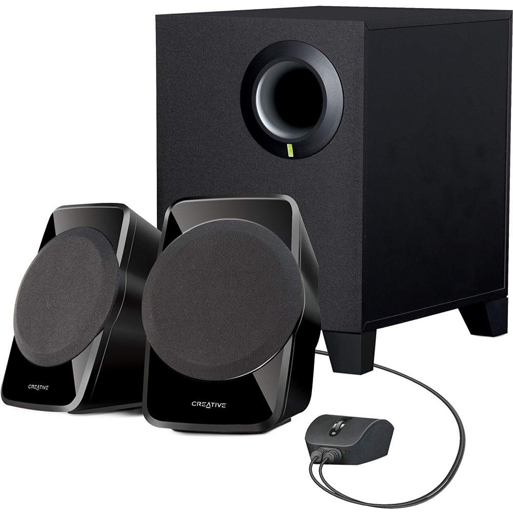 CREATIVE SUBWOOFER A120 2.1 BLACK