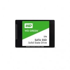 """ويستيرن ديجيتال SSD 1TB 2.5"""" 7mm GREEN"""