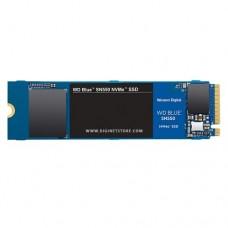 ويستيرن ديجيتال هارد داخلي  SSD 1TB NVMe أزرق GEN3 x4 PCIe 8Gb/s, M.2 2280