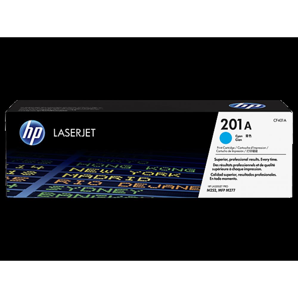 HP 201A CYAN ORIGINAL TONER CARTRIDGE