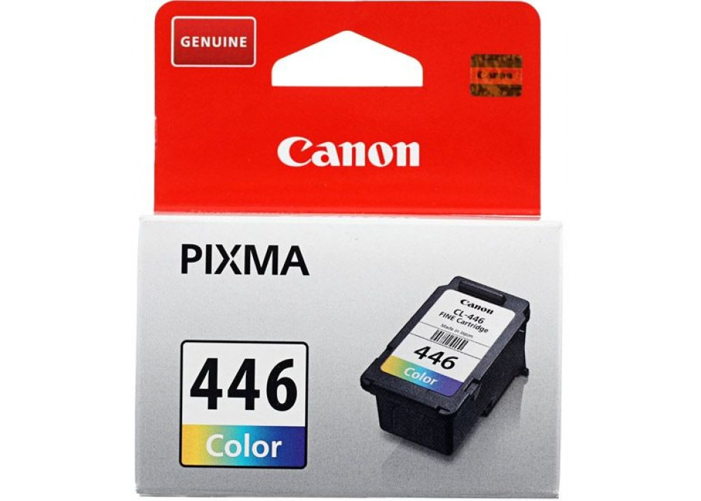 CANON CL-446 COLOR ORIGINAL INK CARTRIDGE