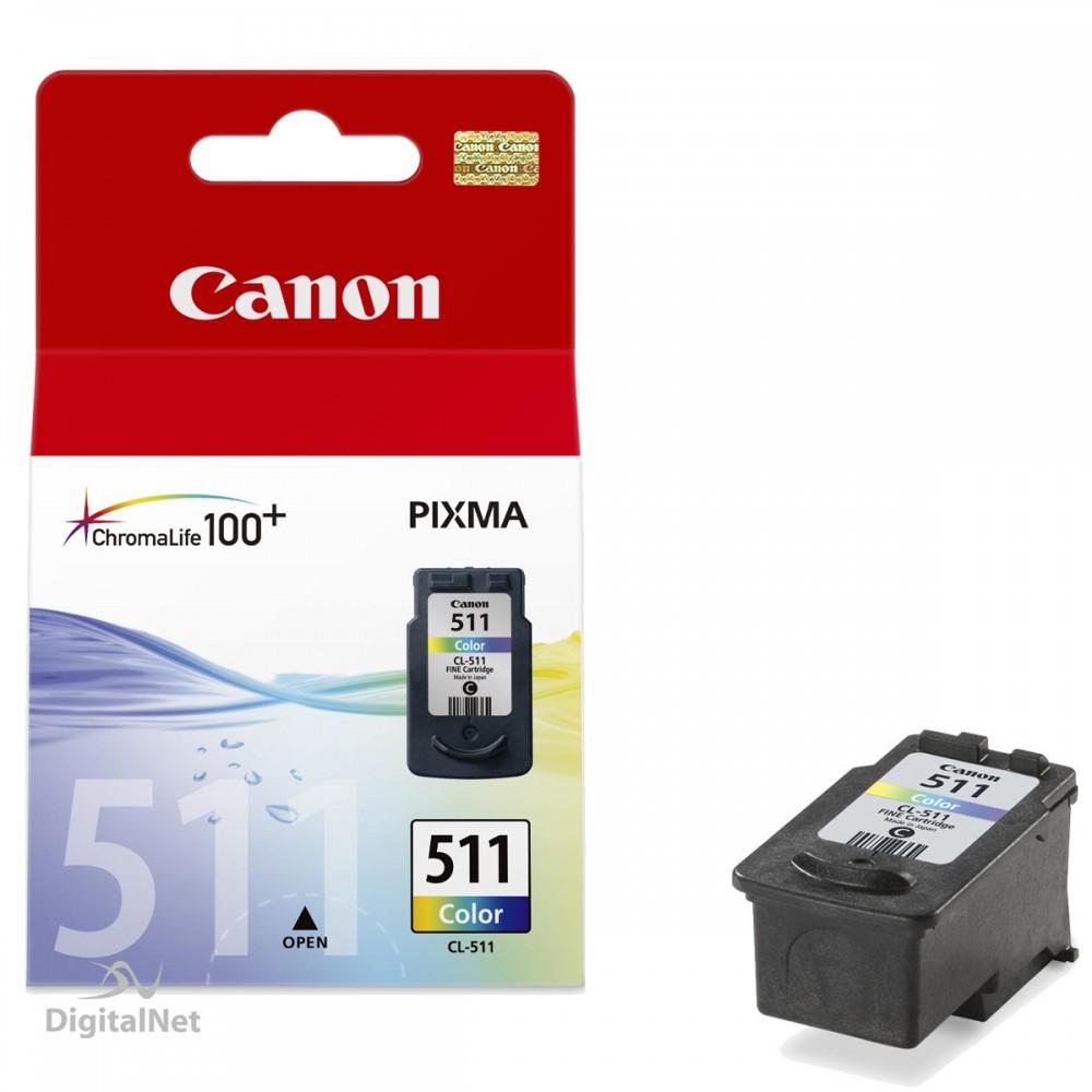CANON PG-511 COLOR MX-320 ORIGINAL INK CARTRIDGE