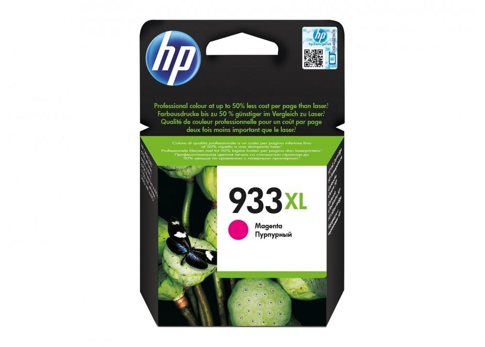 HP 933 XL MAGENTA ORIGINAL INK CARTRIDGE