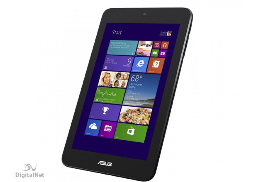 "ASUS VIVO TAB NOTE 8"" WIN 8.1 WIFI BLACK"