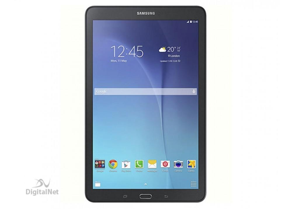 "SAMSUNG GALAXY TAB E 9.6"" T561 8GB 3G  LTE BLACK"