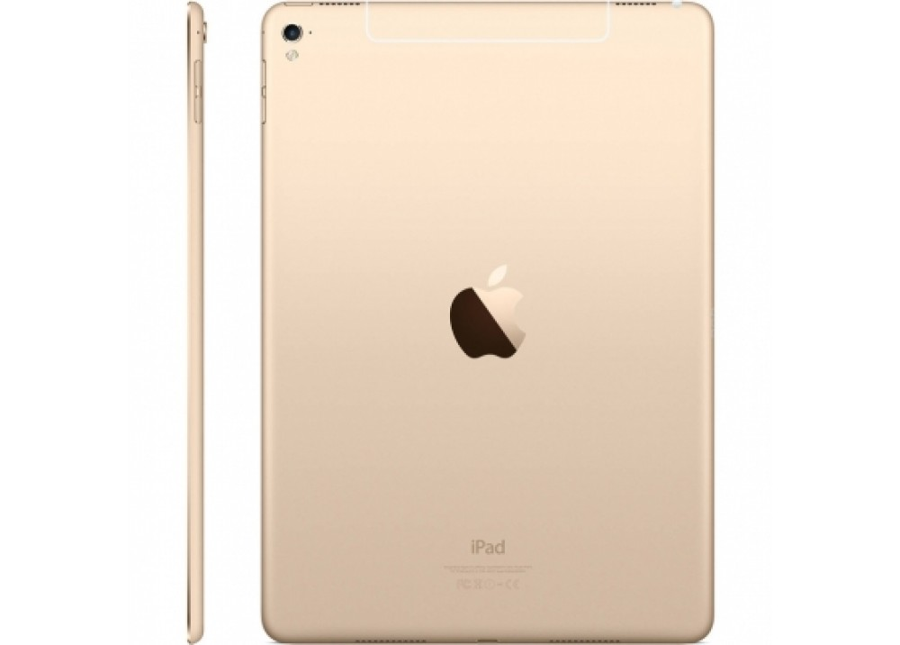 "APPLE IPAD PRO 128GB 4G 9.7"" GOLD"