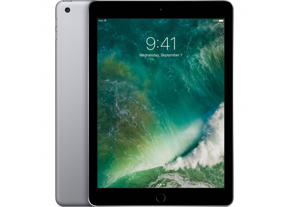 "APPLE iPAD  NEW 5TH 32 WIFI 9.7"" GRAY"