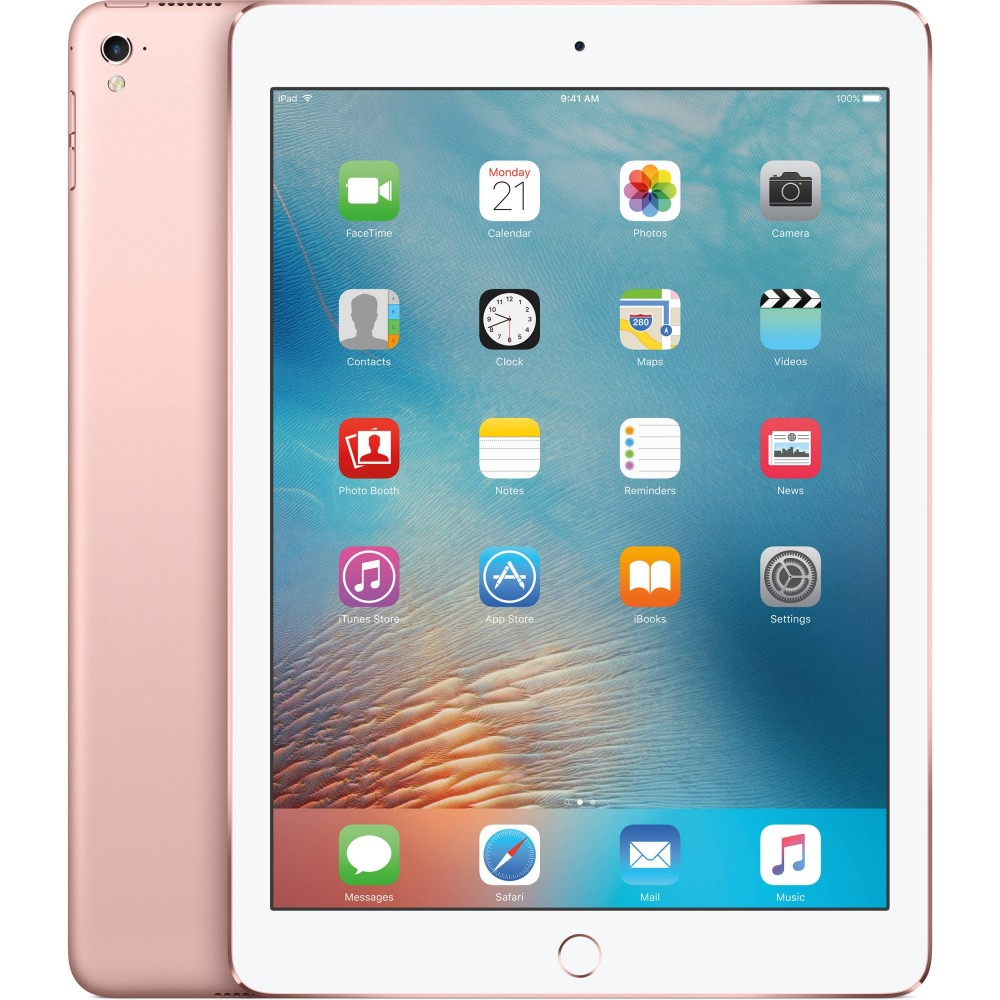 "APPLE IPAD NEW 5TH 128 GB 9.7"" 4G GOLD"