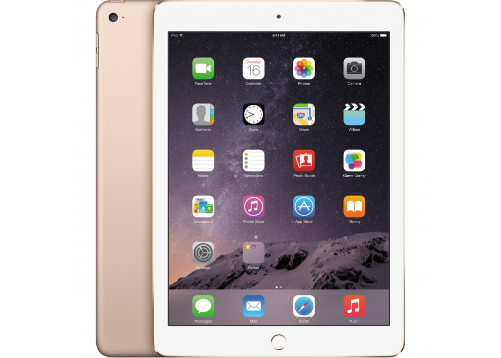 "APPLE IPAD AIR 2 64GB 9.7"" WIFI GOLD"