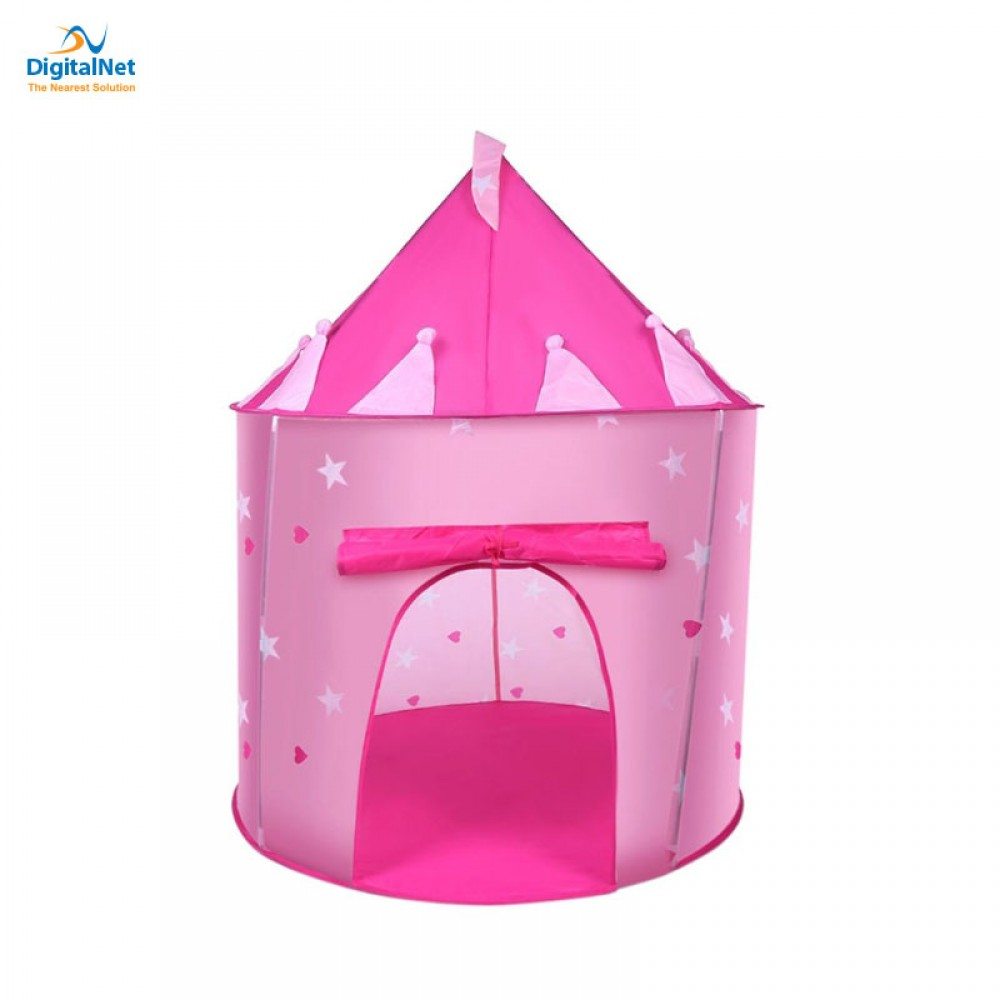 GENERIC PORTABLE CASTLE TENT HOUSE