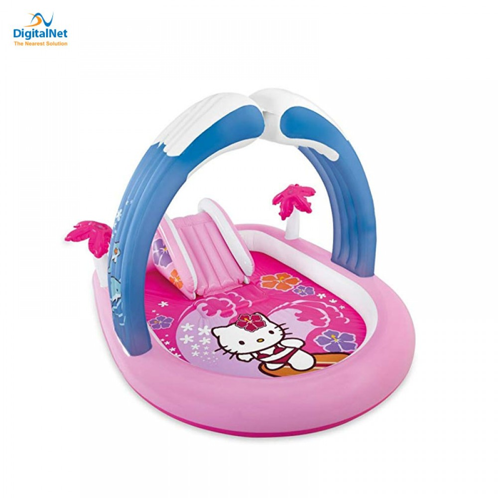INTEX HELLO KITTY INFLATABLE PLAY CENTER