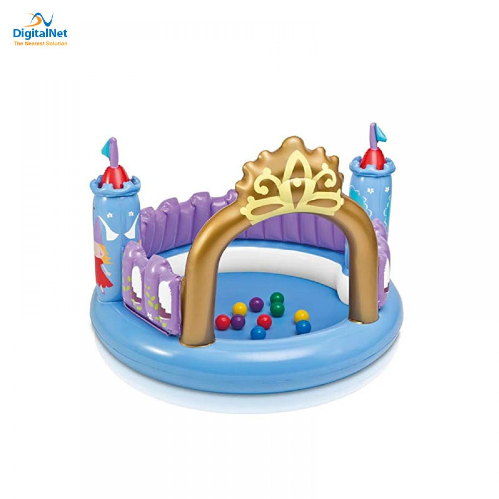 INTEX BALL TOYZ MAGICAL CASTLE